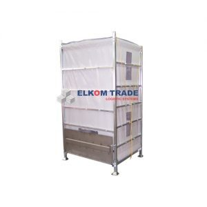 Container for empty bottles 2,5 m3