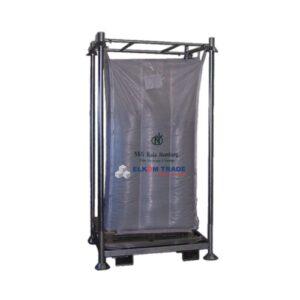 Big bag holders 1115 x 1115 x h 2150 mmm